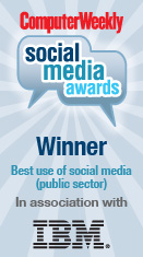 Met Office winner best use of social media in the public sector