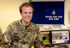 Simon King, MMU, Camp Bastion
