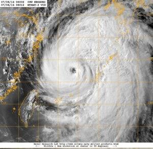 Typhoon-Neoguri