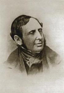 Vice Admiral Robert Fitzroy