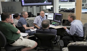 Scientists carrying out the experiments include Met Office staff alongside those from from the National Severe Storms Laboratory (NSSL), the Storm Prediction Centre (SPC), top universities and others.