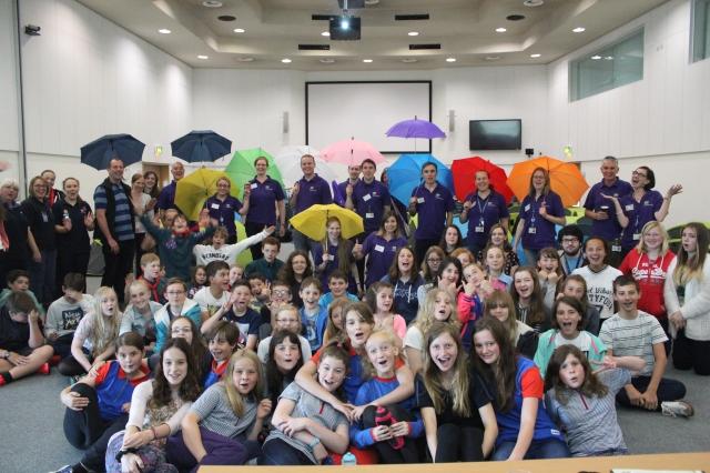 Science Camp May 2015