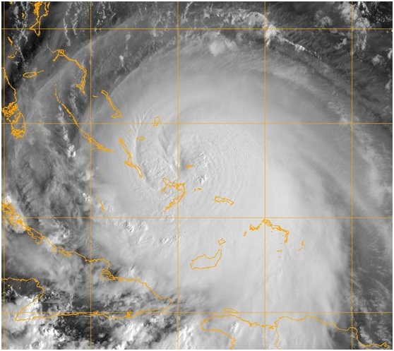 Hurricane Joaquin at 1237 UTC on 01 October 2015 Image courtesy of the US Naval Research Laboratory [local copy at http://www-nwp/~frjh/tropicalcyclone/images/nhem15/joaquin_20151001_1237z.png]