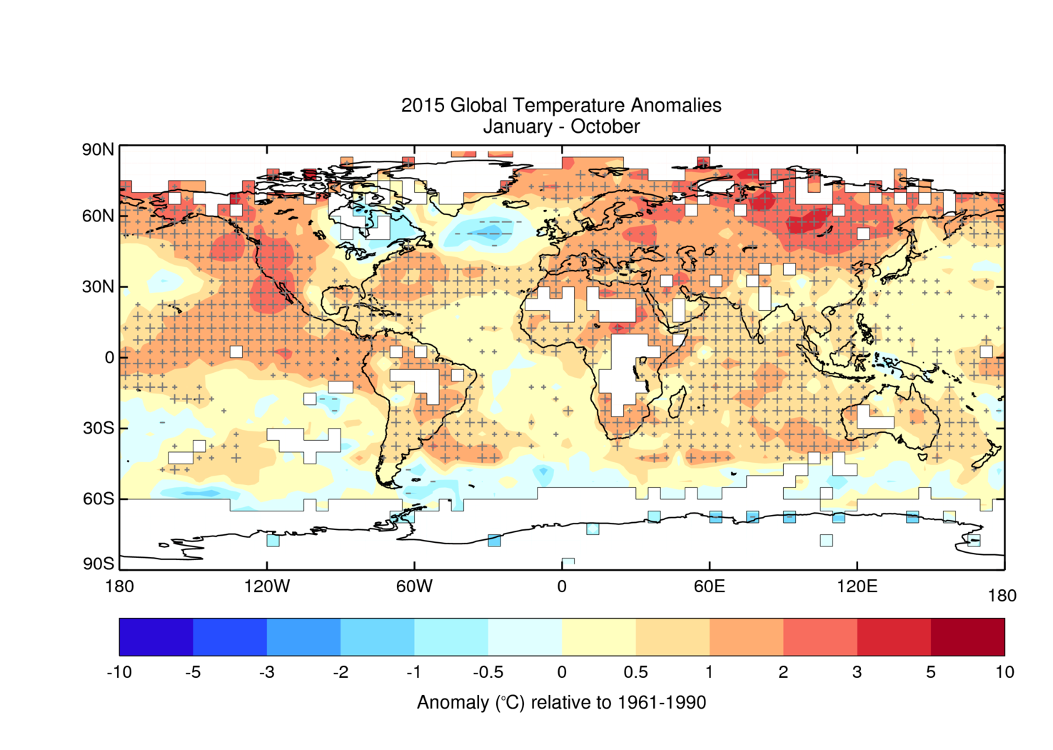 2015 Likely To Be The Warmest On Record