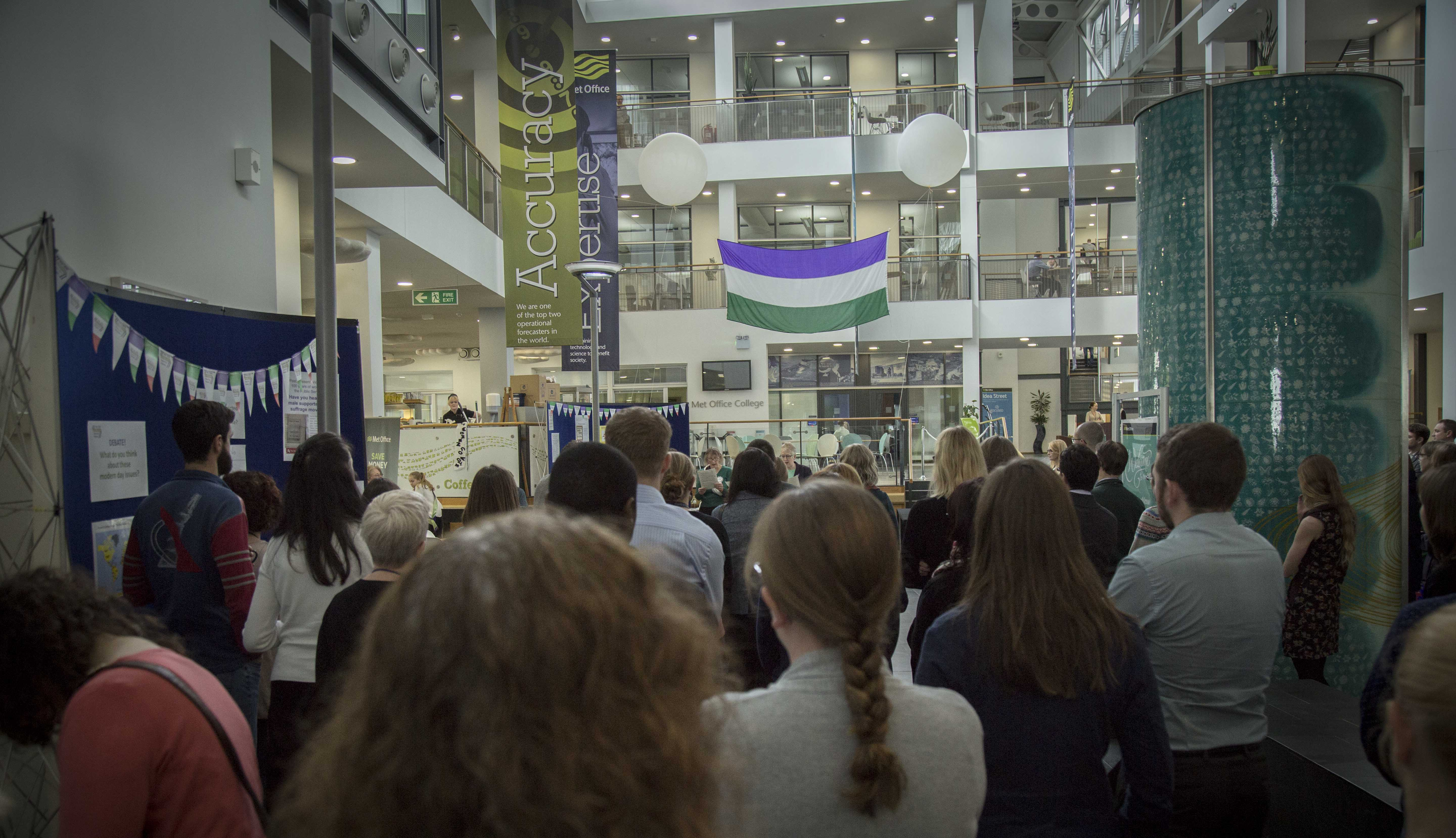 facebook office in usa. Met Office Director Of IT, Charlie Ewen, Launches Our Suffrage Flag Event. Facebook In Usa
