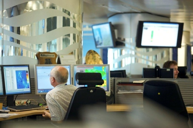 Met Office Operations Centre