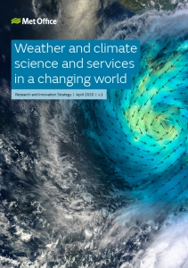 Met Office Research and Innovation strategy